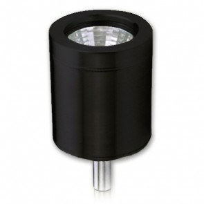 Spike Low Voltage Spotlight in Black Vibe Lighting