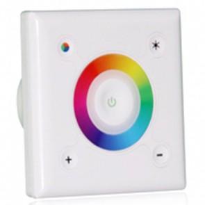 Wall Mounted LED RGB Controller Vibe Lighting