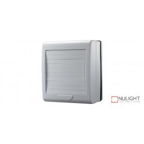 WINDOW 150 - 150mm Window Exhaust Fan - Glass Mount - automative Shutters VTA