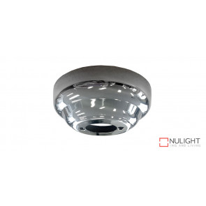 IQ Designer Series Chrome Canopy for Pitched Ceiling VTA