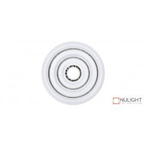 "SIERRA 250 - Builders Choice 10"" Round Exhaust Fan - White VTA"