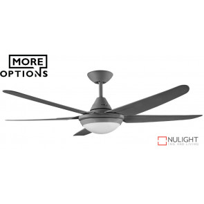"""MARIAH - 52""""/1320mm ABS 5 Blade Ceiling Fan with 18w LED Light VTA"""