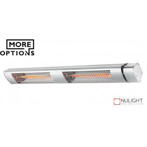 HEATWAVE Infrared Strip Heater - Ideal for outdoor areas IP65 - Wall Mountable Only VTA