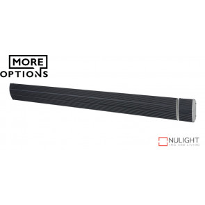 HEATWAVE PRO Radiant Strip Heater - Ideal for outdoor areas IP65 - Wall and Ceiling Mountable VTA