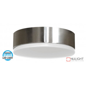15w LED Clipper Light, 1400-1500Lm, 4200K Natural White  - Silver VTA