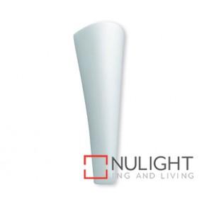 Wall Light 11W Fluro Opal Glass ASU