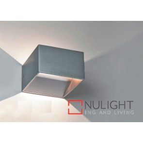 Wall Light Cube Led 5W Silver ASU
