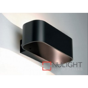 Wall Light Led 5W Black ASU
