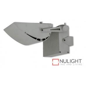 Wall Light Metal Halide 150W Silver Grey ASU