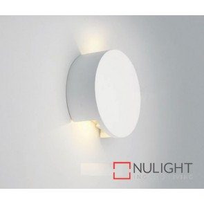 Plaster Wall Light Round Led ASU