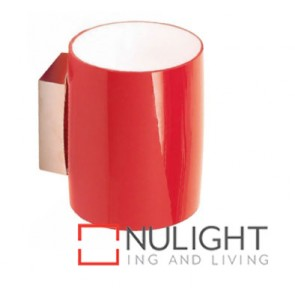 Wall Light 110 X 140Mm G9 Red ASU