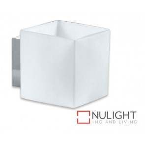 Wall Light Glass Cube G9 50W ASU