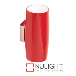 Wall Light 110 X 240Mm G9 Red ASU