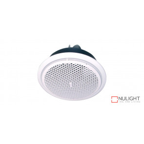 """ULTRAFLO 200 - 8"""" High Airflow- Axial Exhaust Fan with back draft stopper VTA"""