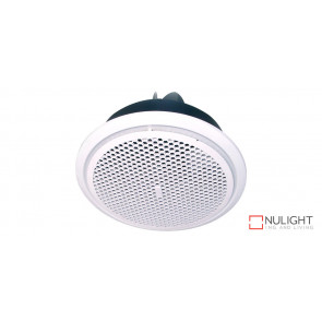 """ULTRAFLO 250 - 10"""" High Airflow - Axial Exhaust Fan with back draft stopper VTA"""