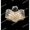 Square Crystal Net Over The Ceiling Light Citilux