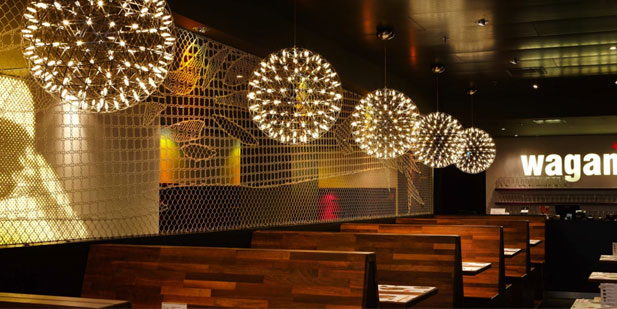Replica moooi raimond pendant lights